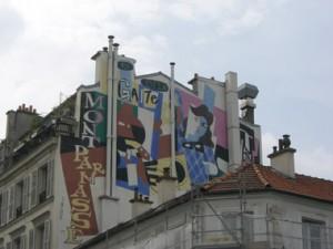 Montparnasse-Paris